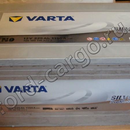 Аккумуляторная Батарея VARTA  Promotive Silver 225A  П.П.    6C46-10655-AA
