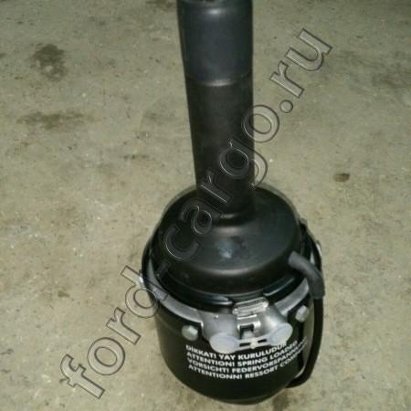 6C46 2025 EA   Пневмоаккумулятор 410 задний (длинный)  T170605