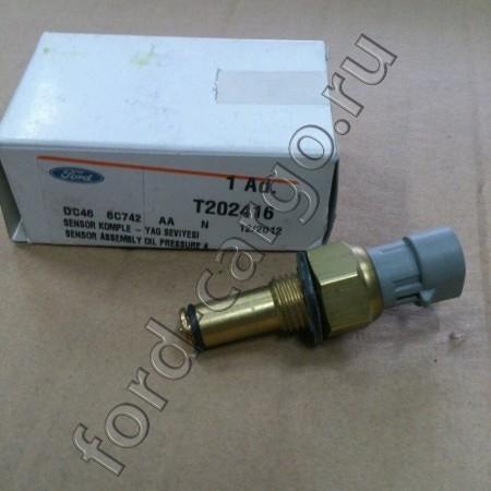 DC46 6C742 AA   Датчик Давления Масла   T202416